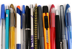 Pencils. Office supply royalty free stock photography