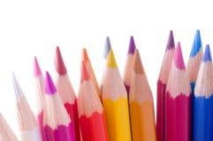 Pencils. Royalty Free Stock Photos
