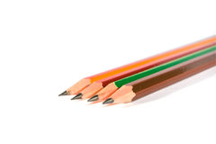 Pencils Stock Photography