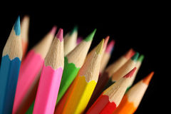 Pencils. Royalty Free Stock Photography