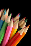 Pencils. Royalty Free Stock Photo