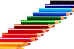 Pencils background Royalty Free Stock Image