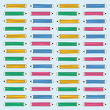 Pencils background2 Royalty Free Stock Photography