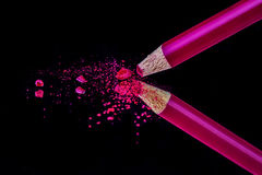 Pencils background Royalty Free Stock Photo