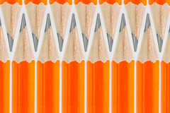 Pencils background Stock Photos