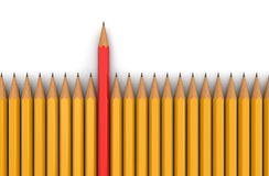 Pencils (clipping path included) Royalty Free Stock Photography