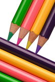 Pencils Close-Up Royalty Free Stock Photography