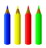 Pencils color Royalty Free Stock Image