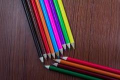 Pencils Stock Image
