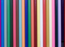 Pencils multicoleres. Royalty Free Stock Image