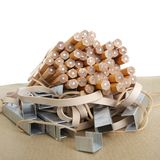 Pencils, School & Office Supplies Royalty Free Stock Photography
