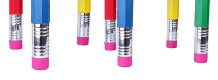 pencils svanar Fotografering för Bildbyråer