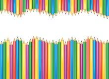 Pencils2 royalty illustrazione gratis