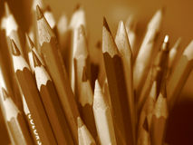 pencils6 obrazy royalty free