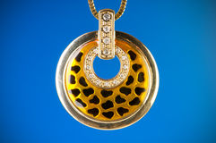 Pendant against  gradient background Stock Image