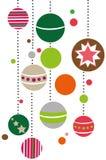 Pendant balls Stock Image