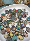 Pendant Charms For Sell Stock Image