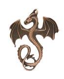 Pendant of dragon Royalty Free Stock Photo