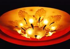 A Pendant lamp Stock Photo