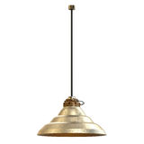 Pendant lamp. 3d rendering pendant lamp isolated on white Royalty Free Stock Images
