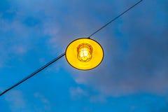 Pendant lamp Stock Photography