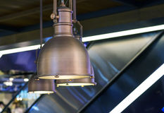 Pendant lamp Stock Image