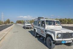 Pendant le safari Photo libre de droits