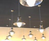 A pendant lights Stock Photography