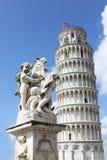 Pendant tower at Pisa Stock Photo