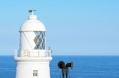 Pendeen Lighthouse Stock Image