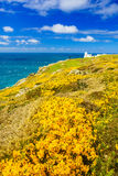Pendeen Watch Cornwall England Royalty Free Stock Photography