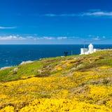 Pendeen Watch Cornwall England Stock Image