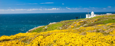 Pendeen Watch Cornwall England Stock Images
