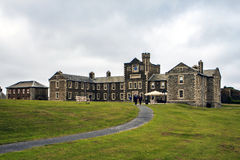 Pendennis Castle, Falmouth, Cornwall, England. Royalty Free Stock Photos