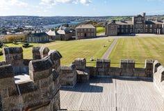 Pendennis Castle Stock Photo