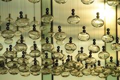 Pendente de vidro Fotografia de Stock Royalty Free