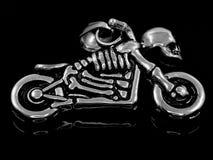 Pendentes da joia motorbike Aço inoxidável foto de stock