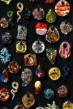 Pendents de cristal Fotos de archivo libres de regalías