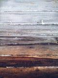 Pendenza di legno Immagine Stock