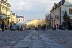 Pendiente de Andriyivskyy Fotografía de archivo
