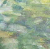 Pendiente del dibujo mojado de la acuarela Foto de archivo libre de regalías