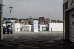 Pendik小游艇船坞和海运输-土耳其 免版税库存图片