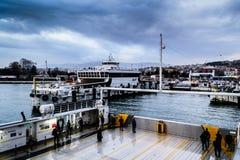 Pendik Marina And Sea Transportation - Turkey Royalty Free Stock Photo