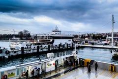 Pendik Marina And Sea Transportation - Turkey Royalty Free Stock Images