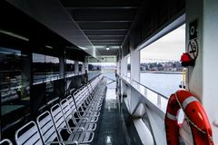 Pendik Marina And Sea Transportation - Turkey Royalty Free Stock Photography
