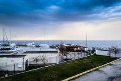 Pendik Marina And Sea Transportation - Turquía Fotografía de archivo libre de regalías