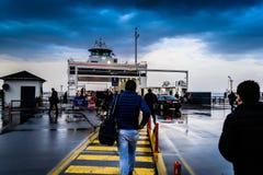 Pendik Marina And Sea Transportation - Turquía Fotos de archivo