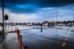 Pendik Marina And Sea Transportation - Turquía Fotos de archivo libres de regalías
