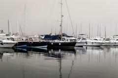 Pendik Marina And Sea Transportation - Turquía Imagenes de archivo