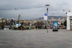 Pendik Marina And Sea Transportation - Turquía Foto de archivo libre de regalías